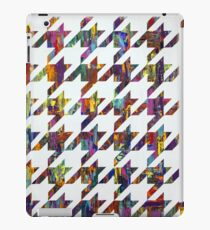 Which Came First, Galaga or Houndstooth? iPad Case/Skin