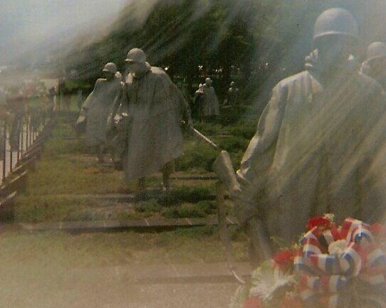 """""""Korean War Memorial"""" by lharker"""