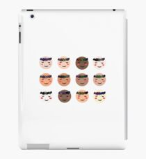 Diverse community iPad Case/Skin