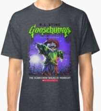 Goosebumps - The Scarecrow walks at Midnight Classic T-Shirt