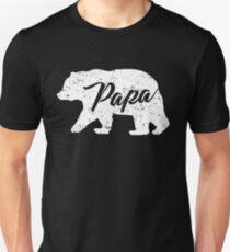 Papa Bear - Fathers Day Gift Unisex T-Shirt