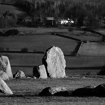 Standing Stones by BulletMa9net