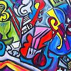 Musical Instruments by Ming  Myaskovsky