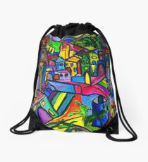 Dreamscapes Drawstring Bag