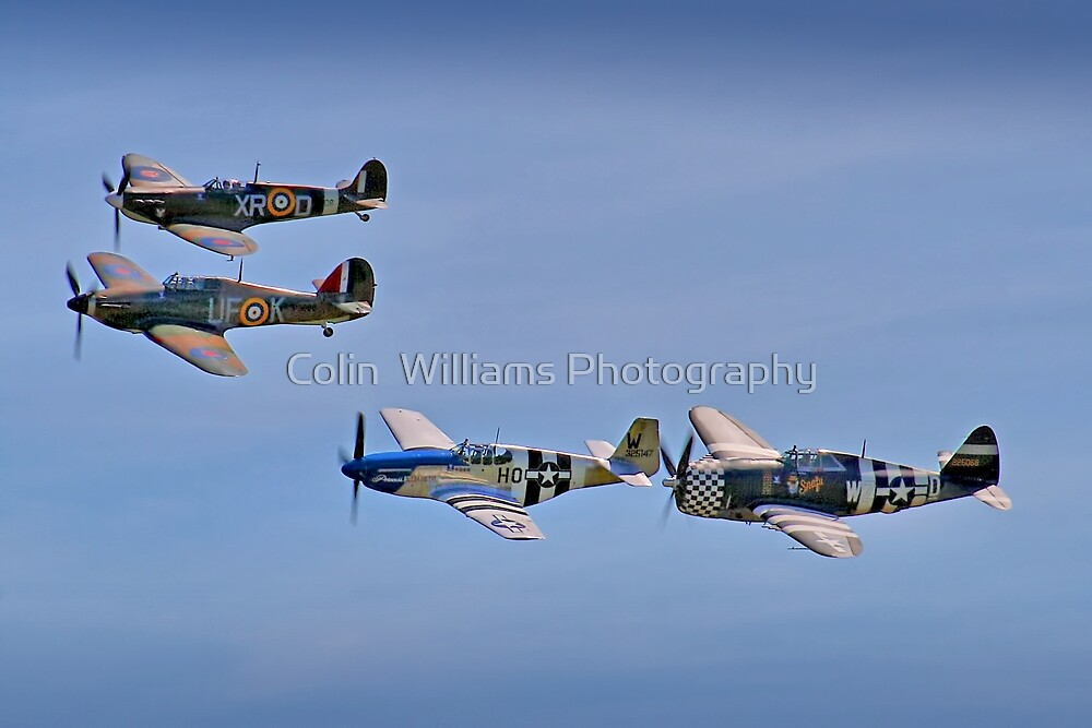 """""""Eagle Squadron"""" - Duxford 26.05.2013 by Colin  Williams Photography"""