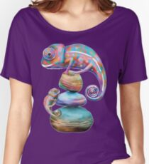 Chameleons Women's Relaxed Fit T-Shirt