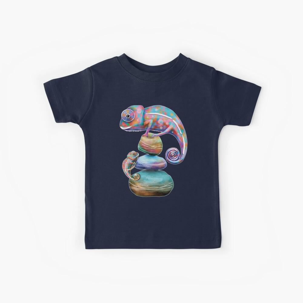 Chameleons Kids T-Shirt