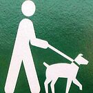 Walking the Dog  by Ethna Gillespie