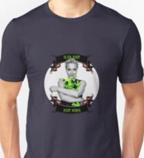 Alien Baby Baby Mama Gillian Anderson X Files Unisex T-Shirt