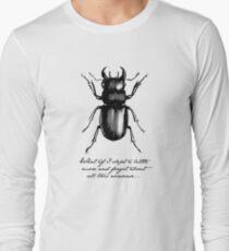 The Metamorphosis - Kafka Long Sleeve T-Shirt