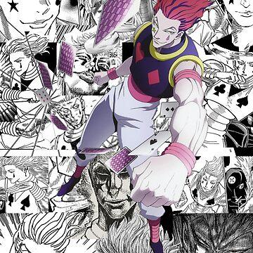 Hisoka Manga Grouping by nidead