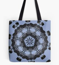 Wired In The Sky Tote Bag