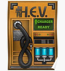 HEV Charger Poster