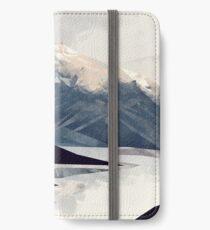 Vinilo o funda para iPhone Montaña calmante
