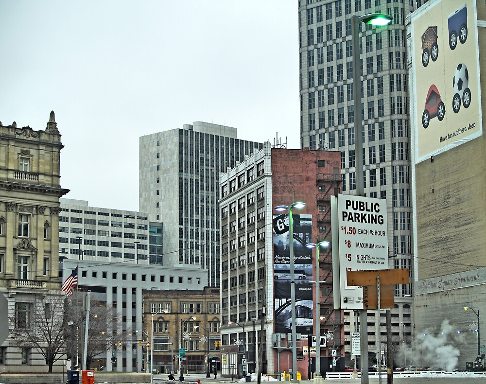 Detroit City by Terry Doyle