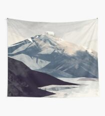 Calming Mountain Wall Tapestry