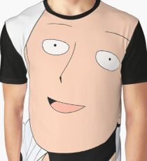 Pretty One Punch man design Graphic T-Shirt