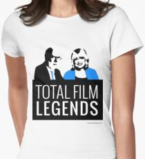 Margaret and David - Total Film Legends Women's Fitted T-Shirt