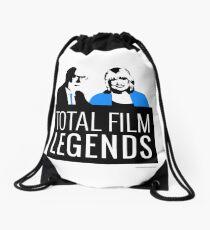 Margaret and David - Total Film Legends Drawstring Bag