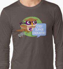 Super Owl Long Sleeve T-Shirt