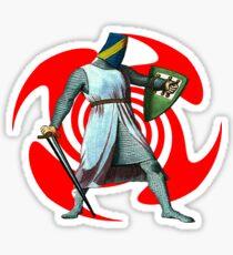 The Great Knight Sticker
