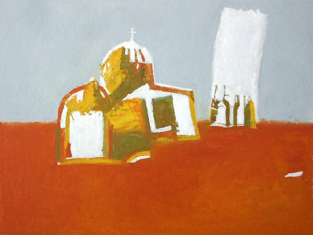 landscape 53 by Valeriu Buev