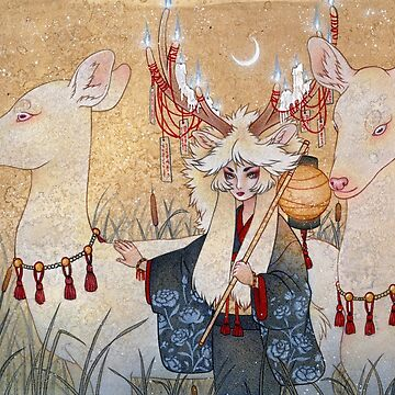 The Kirin by TeaKitsune