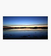 Lake Placid Photographic Print