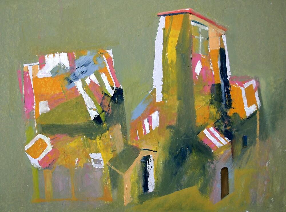 landscape 58 by Valeriu Buev