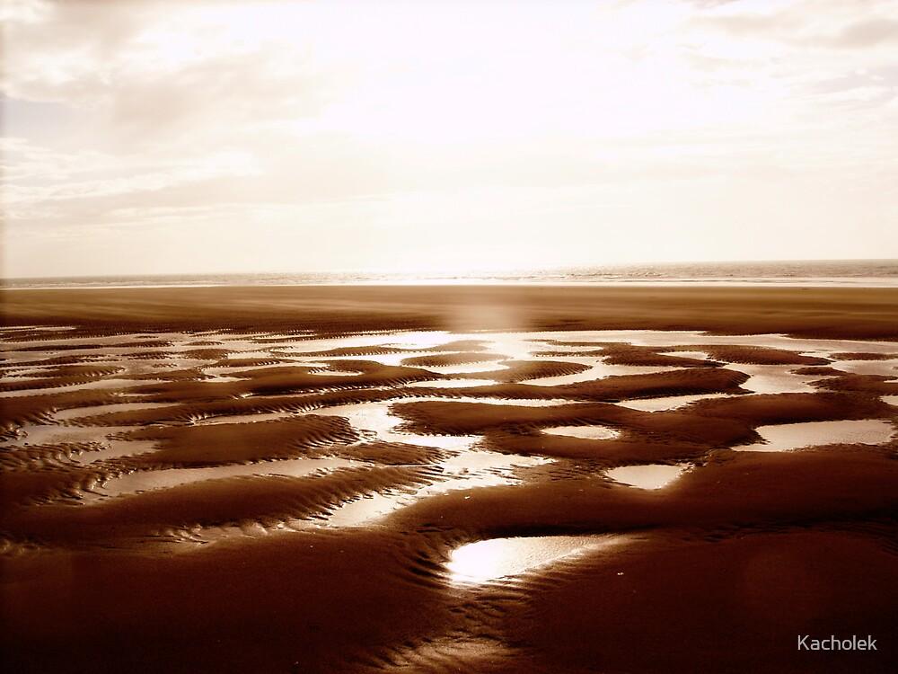 beach by Kacholek