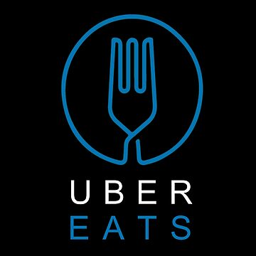 UBEREATS | Delivery Apparel  | Uploaded at 8100 px = super high quality print  by PureCreations