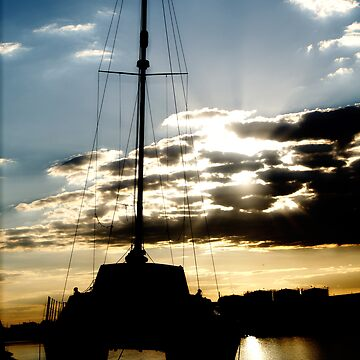 boat by Kacholek