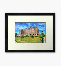 The Chamberlin Hotel Framed Print