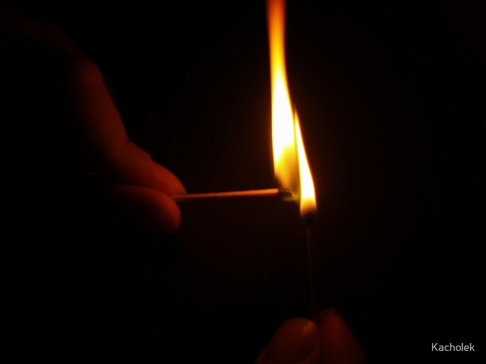 fire by Kacholek