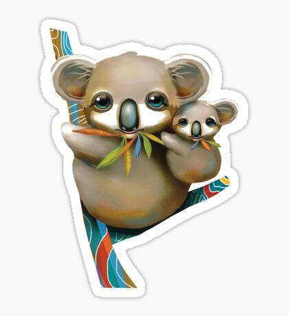 Koalas Sticker