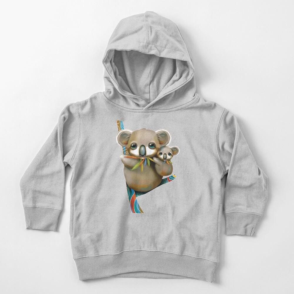 Koalas Toddler Pullover Hoodie