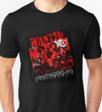 !Wanted Thieves! Unisex T-Shirt