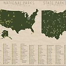 US National Parks - Ohio by FinlayMcNevin