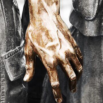 Vietnam Statue Hand by Logan5150