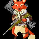 Fox Sniper by bykai