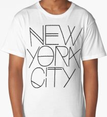 NYC Long T-Shirt
