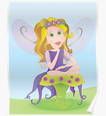 Thinking Fairy II Poster
