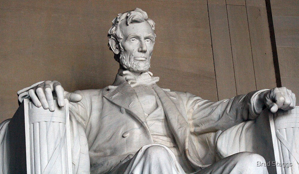 Lincoln Memorial 1 by Brad Staggs