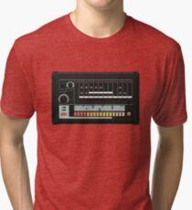Roland TR-808 Tri-blend T-Shirt