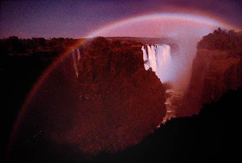 LUNAR  RAINBOW by POOPIE