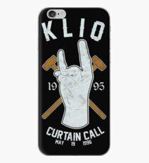 KLIQ - Curtain Call iPhone Case