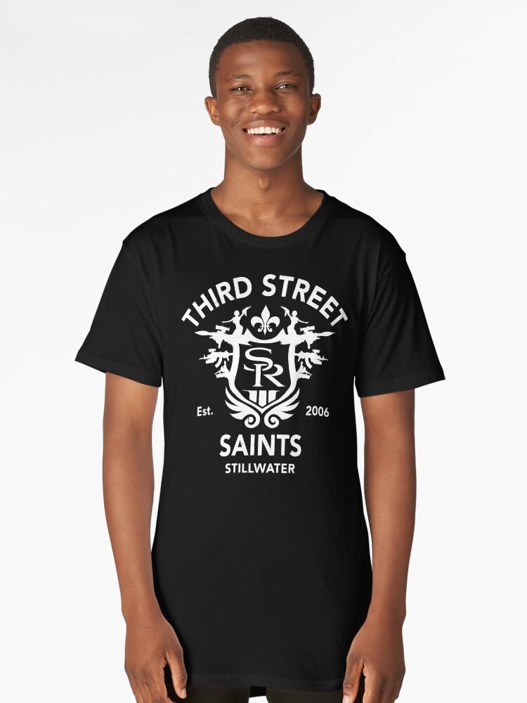 saint Long T-Shirt Front