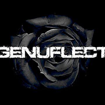 Black Rose w/ logo by GenuflectBand