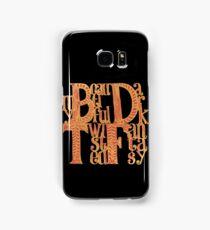 My Beautiful Dark Twisted Fantasy Samsung Galaxy Case/Skin