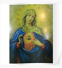 Holy Mother T-shirt tee Art Praise Poster